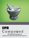OPA Compound Conference 2019 brochure cover