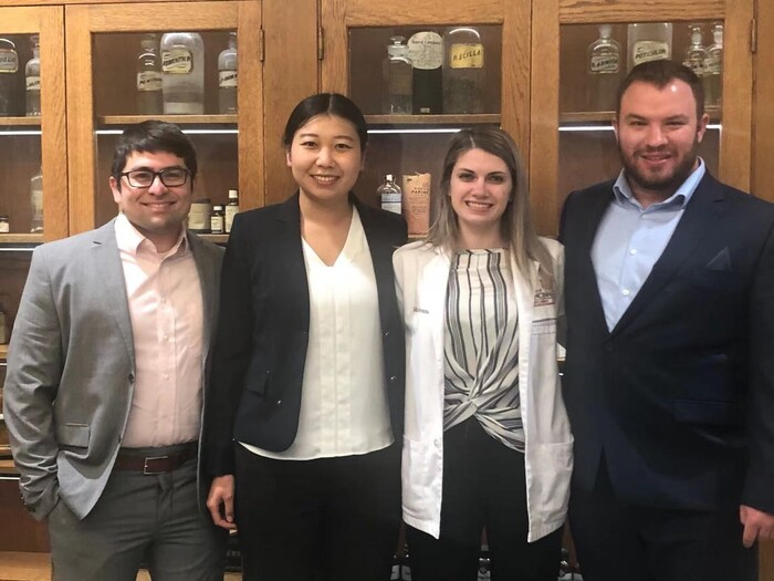 2021 Business Plan Competition Winners
