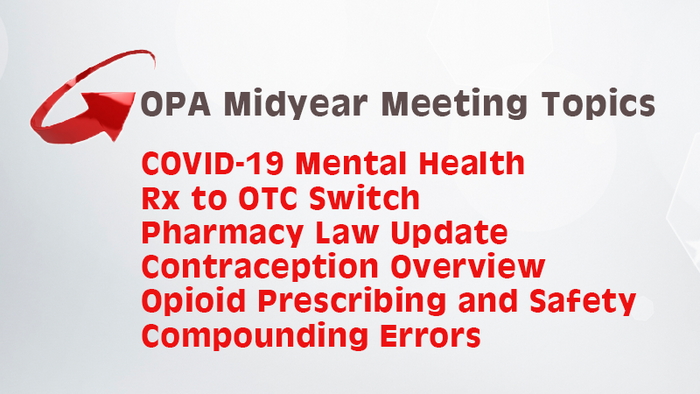 Live & Virtual CPE offered for Midyear Meeting