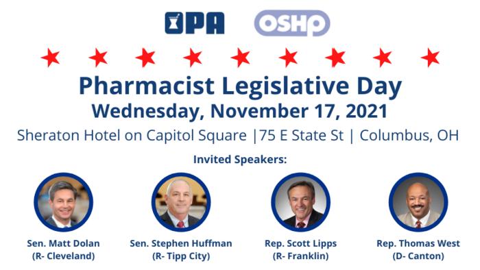 Pharmacist Legislative Day